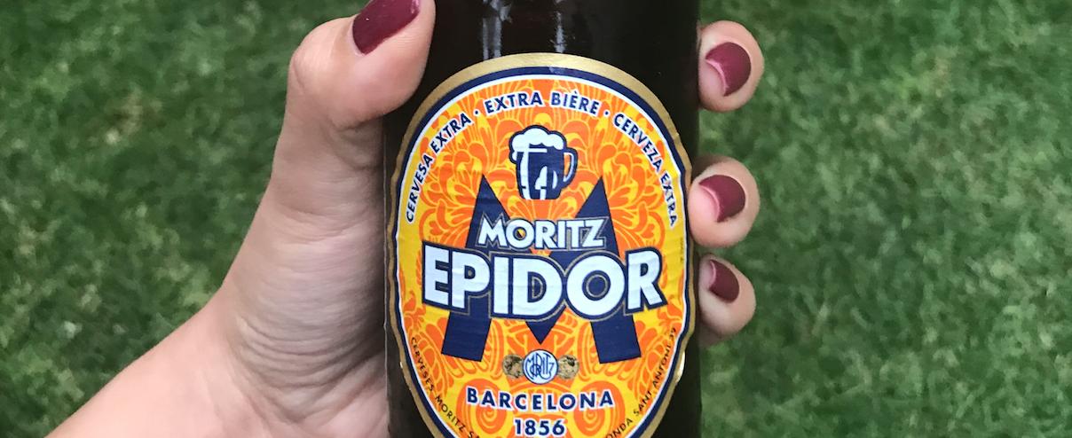 El sabor de Barcelona en México a través de una botella de cerveza