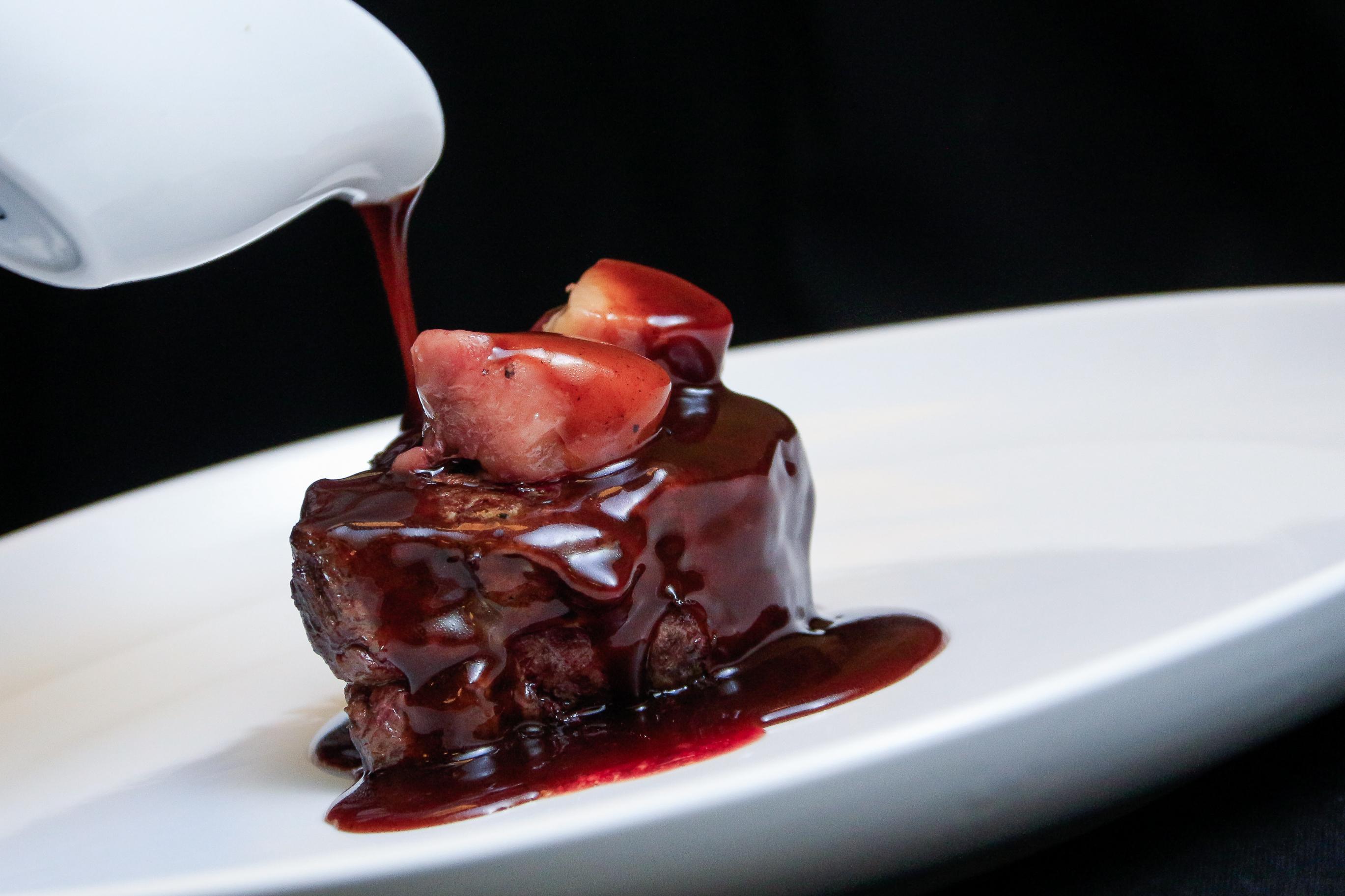Legends of French Cuisine | Cena con estrella de la mano del Chef César Troisgros
