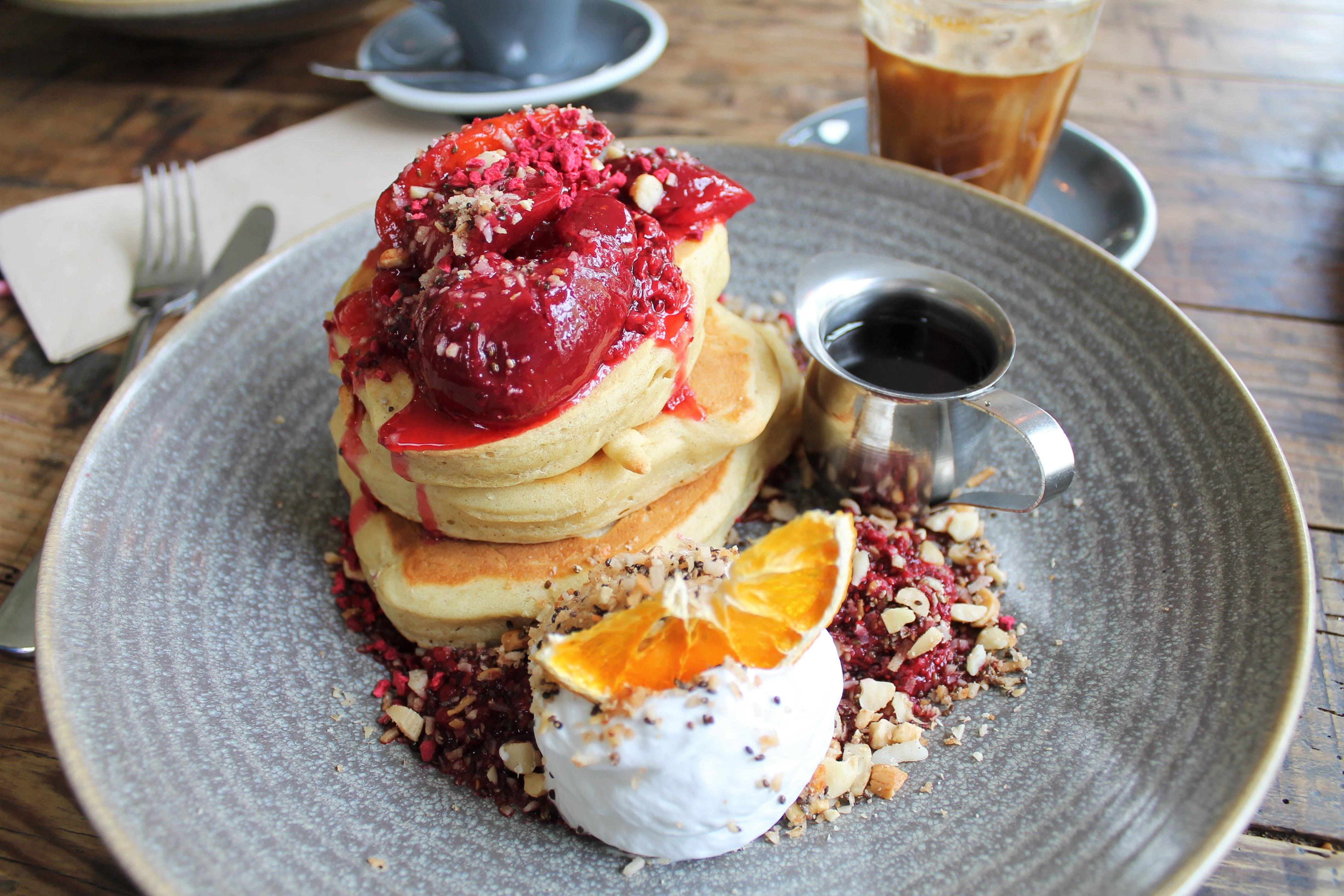 Los lugares más ricos y lindos para desayunar en la Condesa