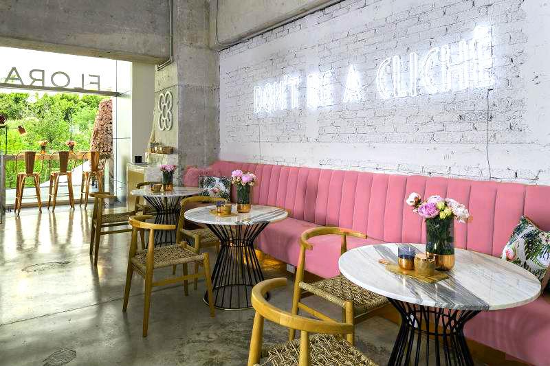 Los lugares más 'cute' de la CDMX para ir a comer con tus amigas (muy Instagrameables)