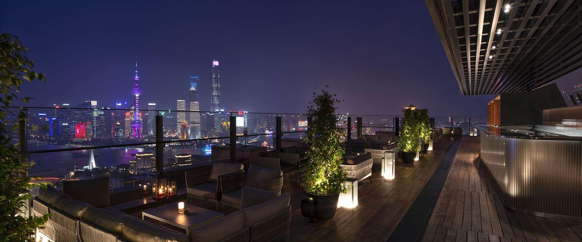 Te damos un vistazo al interior del nuevo hotel de Bvlgari en Shanghái