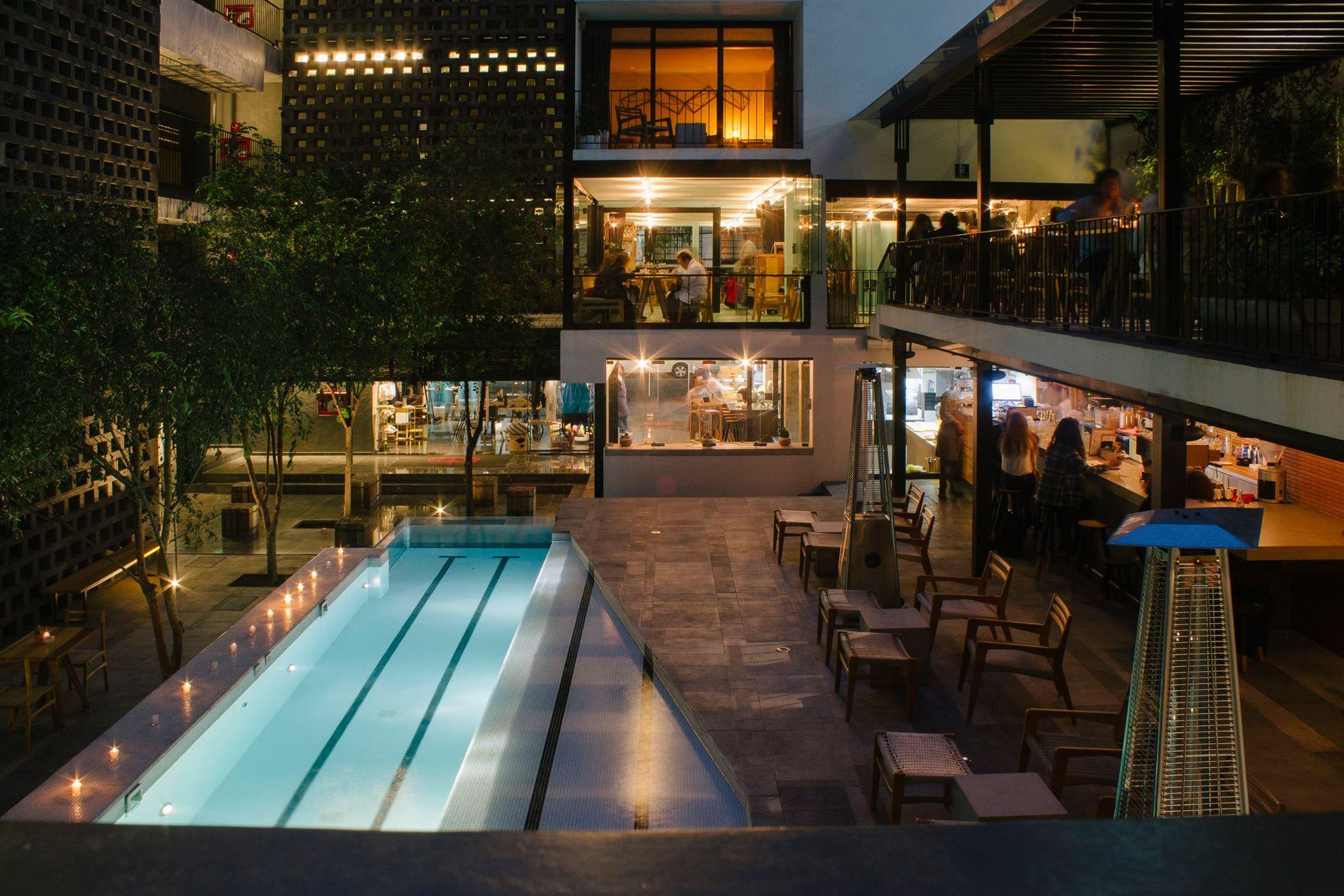 """Los 8 hoteles boutique más """"top"""" de la CDMX"""