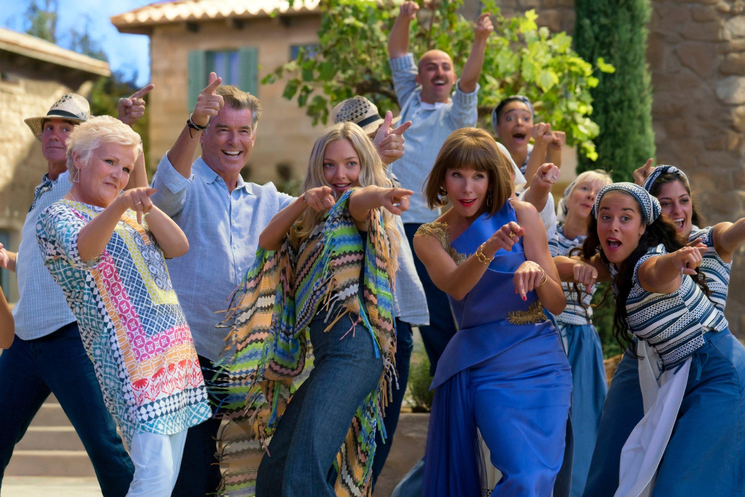 5 'facts' que no sabías sobre la nueva película de Mamma Mia: Here We Go Again!