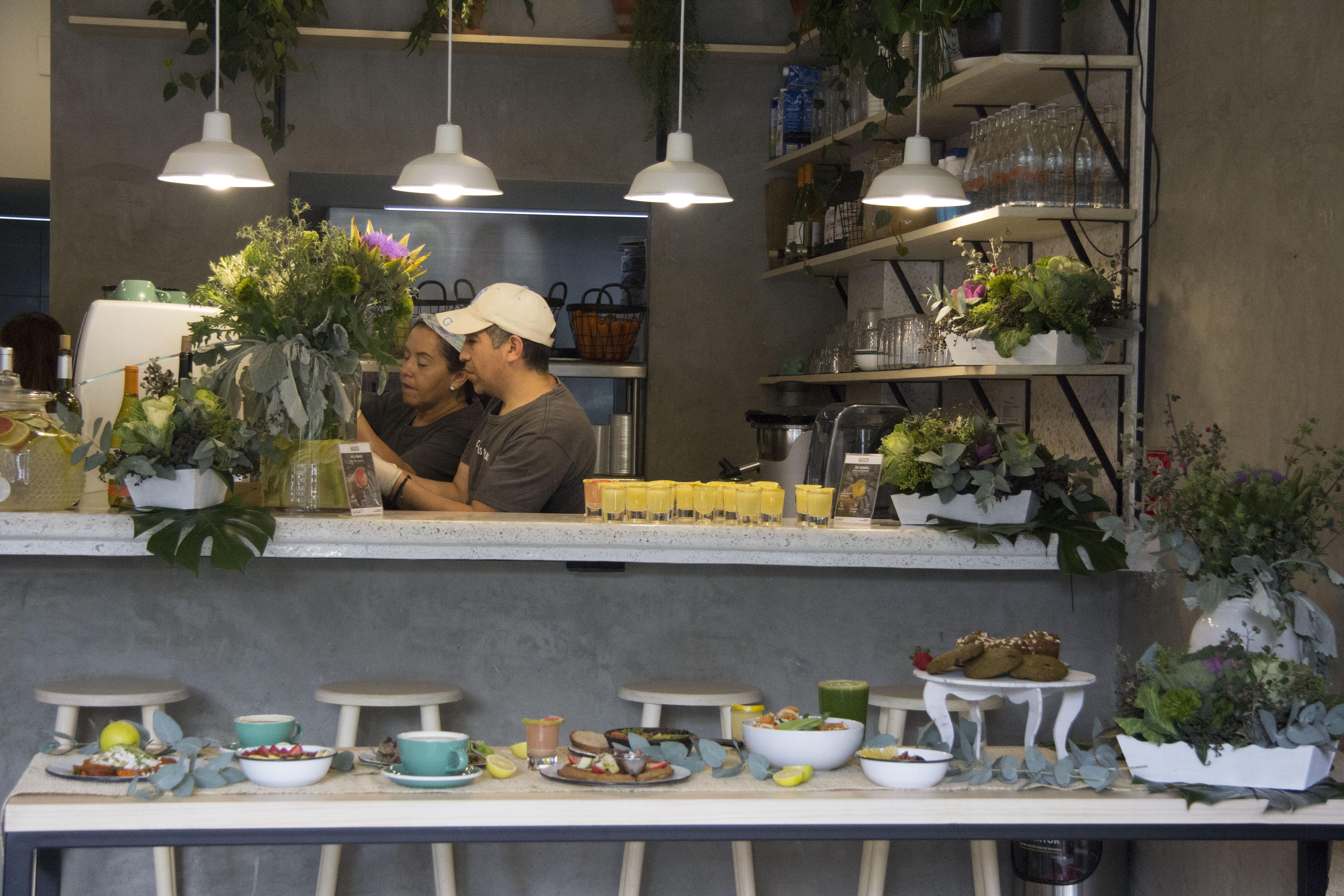 Básico: Desayunar rico y 'healthy' es posible en este 'spot' de Polanco